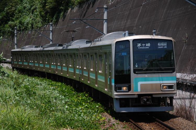 2013年08月23日 京葉線 初狩工臨 001