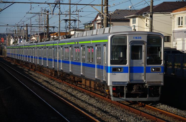 2013年09月18日 野田線 総武線 007