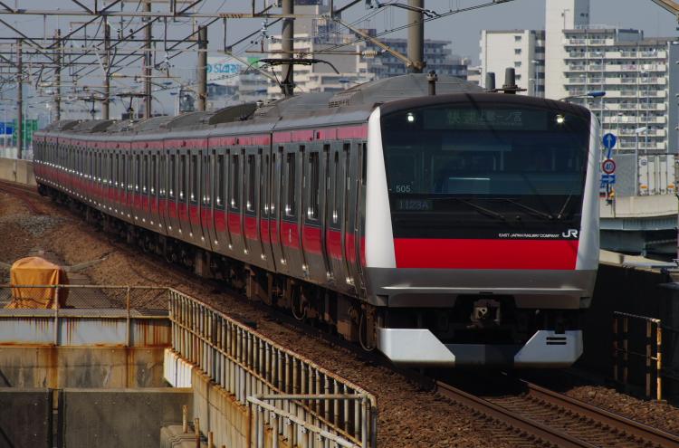 2013年10月03日 京葉線 022