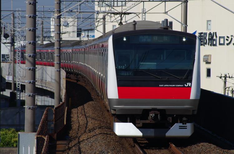 2013年10月03日 京葉線 004