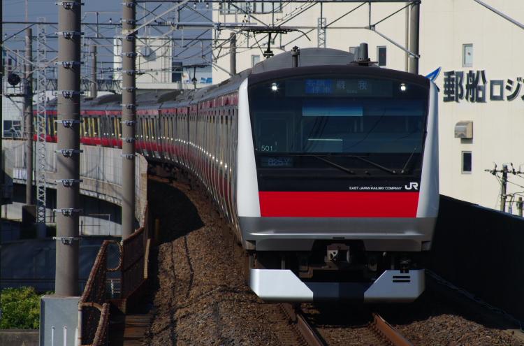 2013年10月03日 京葉線 008