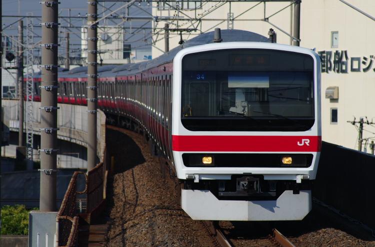 2013年10月03日 京葉線 011