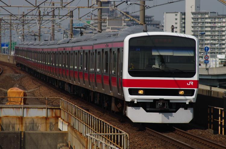 2013年10月03日 京葉線 021