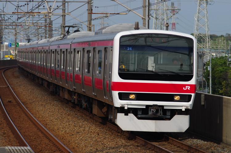 2013年10月03日 京葉線 034