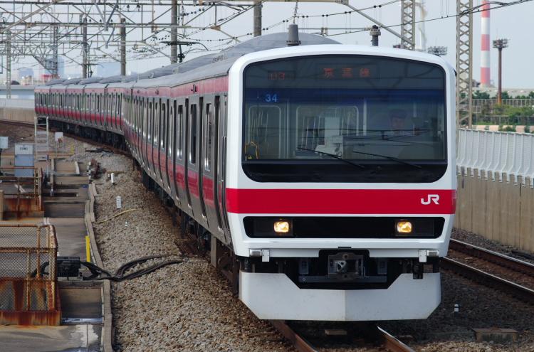 2013年10月03日 京葉線 029