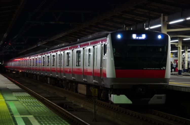 2013年10月17日 京葉線 西船橋行き 006