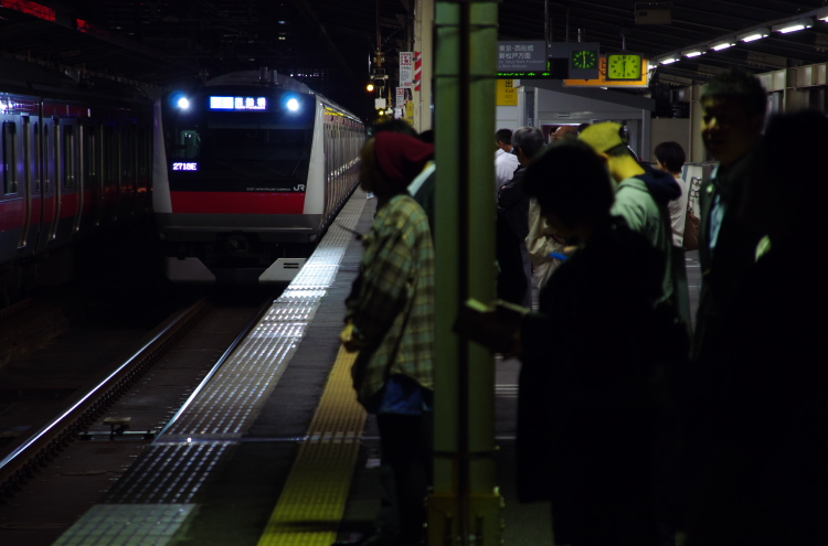 2013年10月17日 京葉線 西船橋行き 009