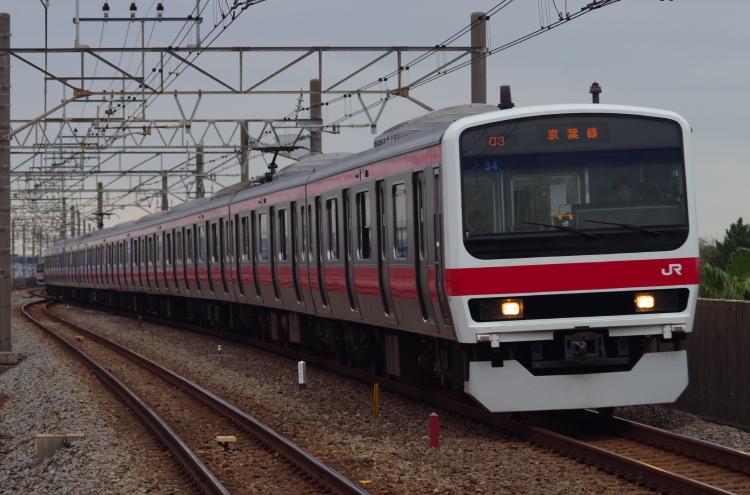 2013年10月17日 京葉線 西船橋行き 017