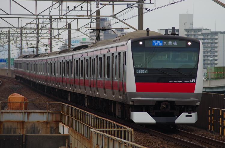 2013年10月17日 京葉線 西船橋行き 018