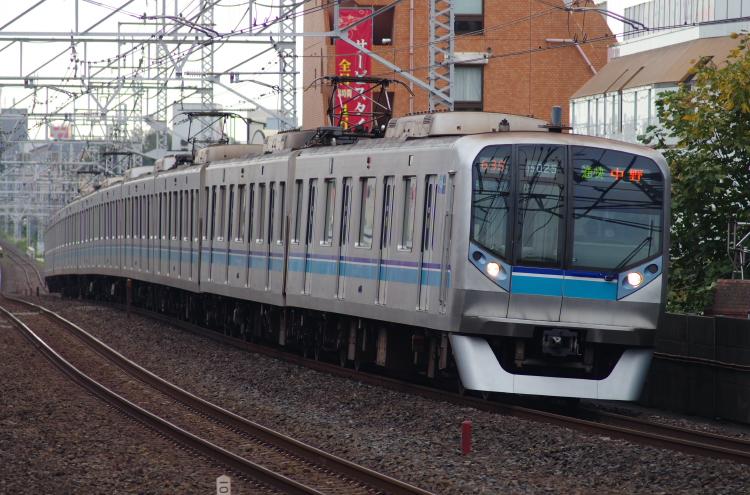 2013年10月24日 朝の船橋 002