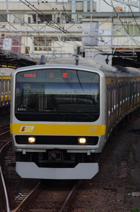 2013年10月28,30日 総武線 京葉線 030
