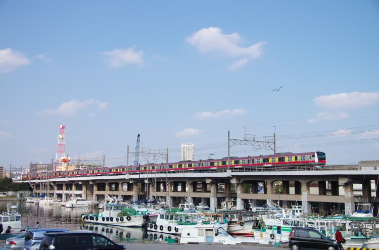 2013年10月31日 京葉線 024