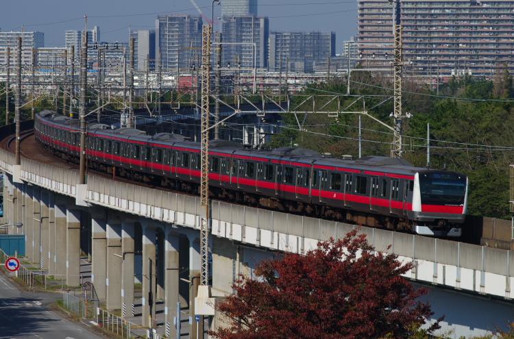 2013年10月31日 京葉線 001