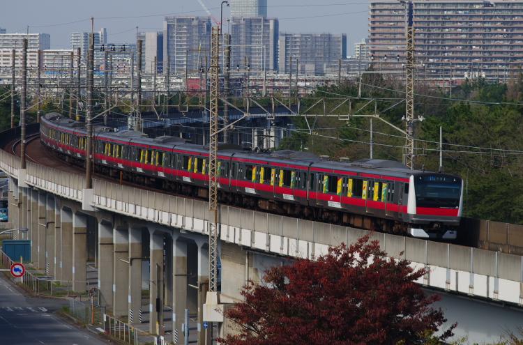 2013年10月31日 京葉線 010