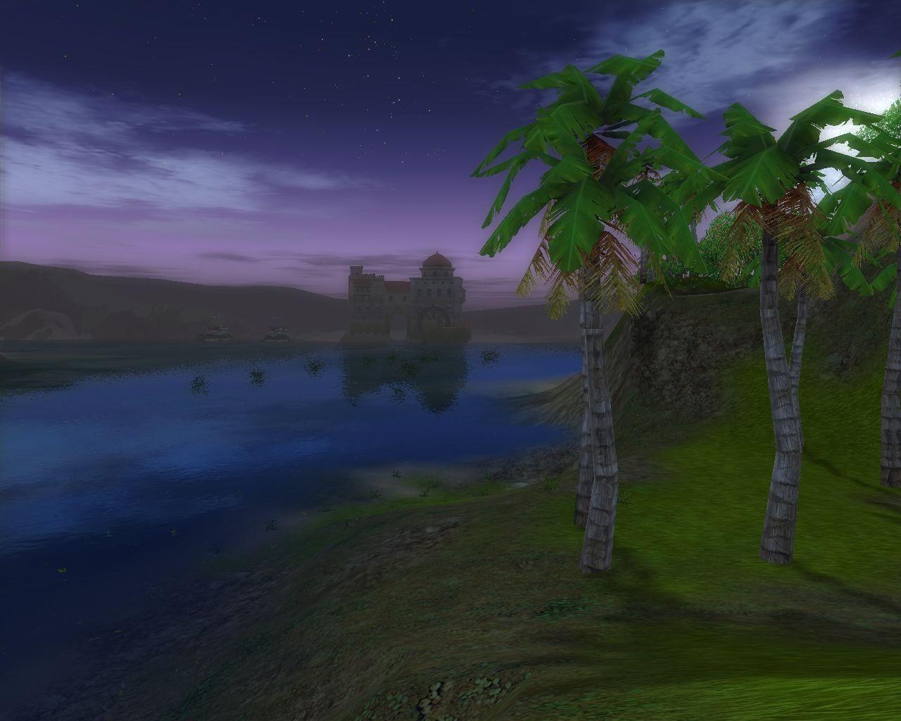 想い出の小島