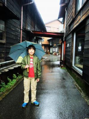 雨の常滑2