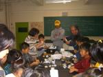 2006年11月11日(土)千葉県県教研での笠井さんのコーナー