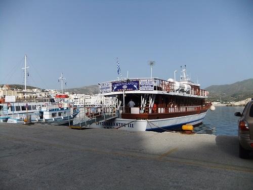 オリンボスへの船 (2)