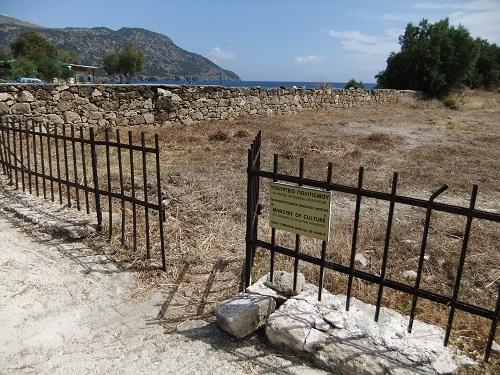 アギア・フォティニの遺跡 (3)