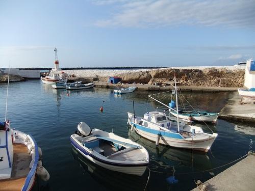 カソス_ブカの漁港 (2)