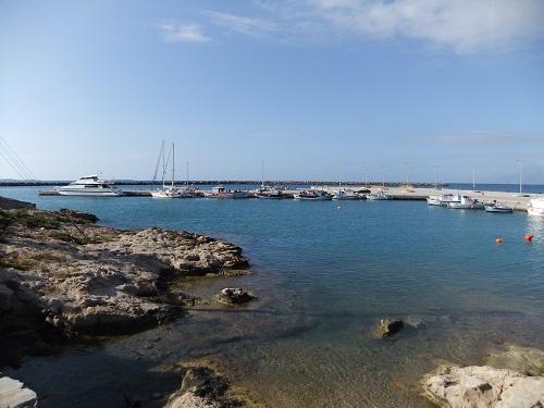 カソスの港