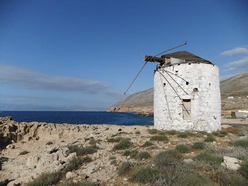 カソスの風車跡 (2)