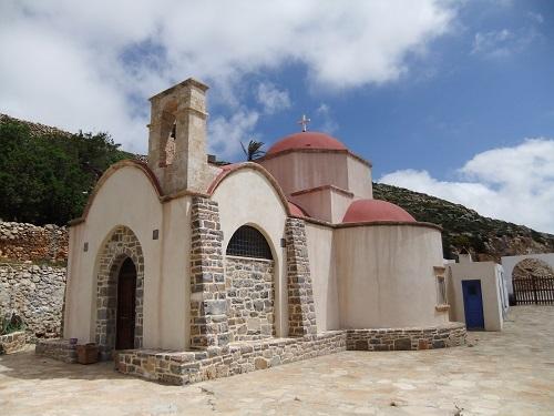 アギオス・ママス修道院 (2)