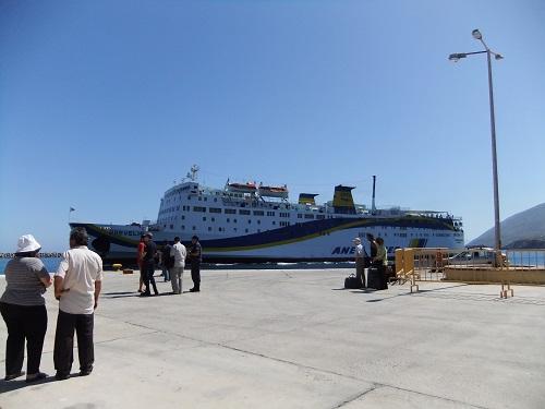 カソス_フリの港