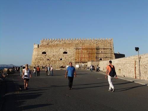 イラクリオ_ヴェツィア時代の要塞