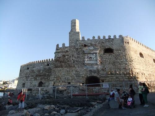 イラクリオ_ヴェネツィア時代の要塞