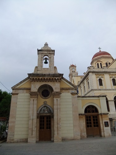 イラクリオ_アギオス・ニコラオス教会