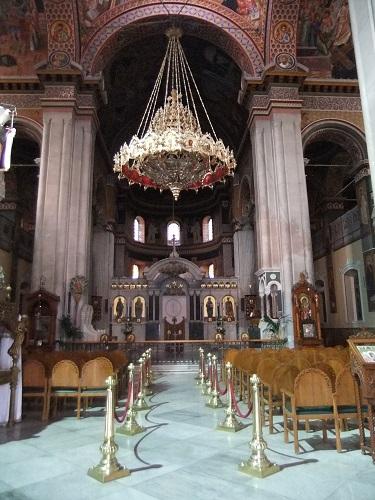 イラクリオ_アギオス・ミナス大聖堂