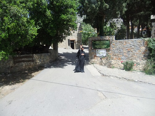ヴィディアニ修道院 (1)