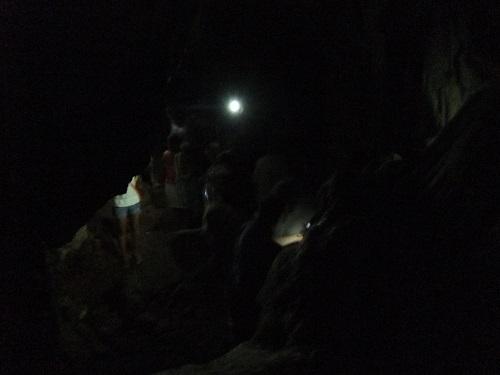 クロニオ洞窟