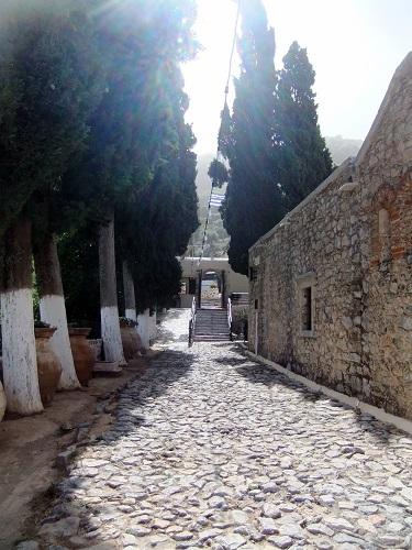 パナギア・ケラ修道院 (1)