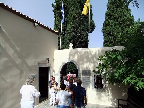 パナギア・ケラ修道院 (3)