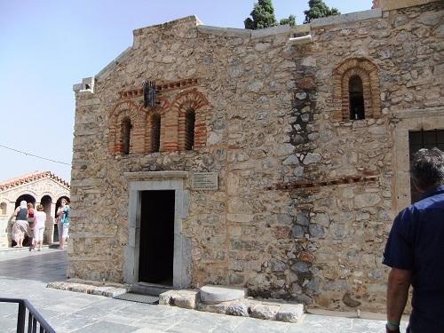 パナギア・ケラ修道院 (4)