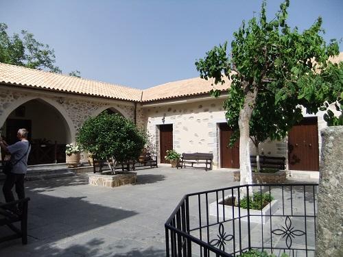 パナギア・ケラ修道院 (5)