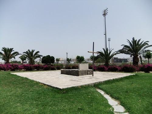 イラクリオ_カザンツァキスの墓 (3)