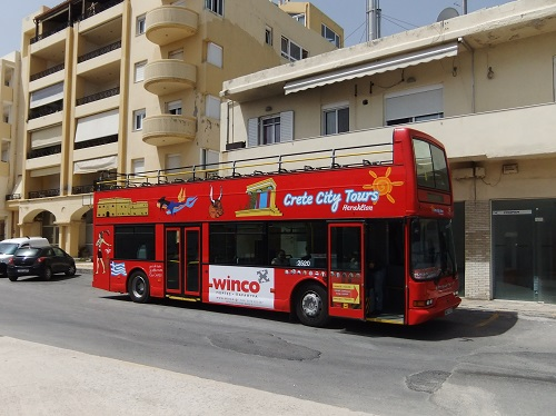 イラクリオ_シティ・ツアー・バス