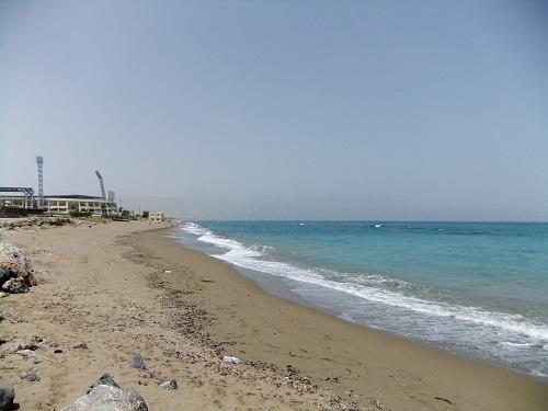 イラクリオ_西側の海