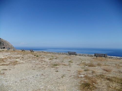 アモルゴス_ホラから眺める海 (2)