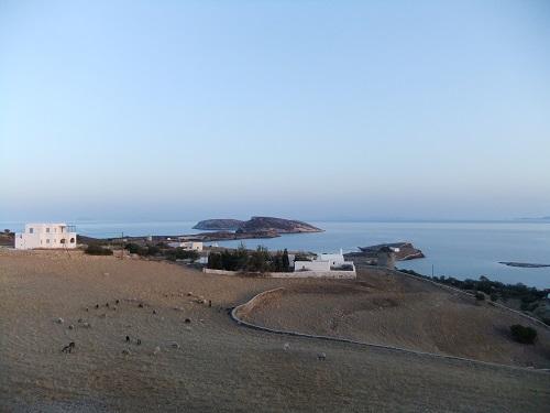 スヒヌサ_ 「デリ」からの眺め (2)