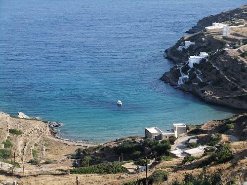 イオス_ホラから見た海