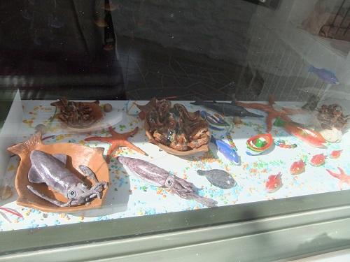 シフノス_カマレスの陶器屋さん