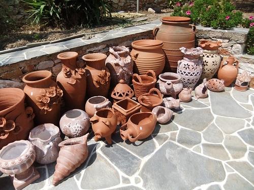シフノス_プラティス・ヤロスの陶器屋さん