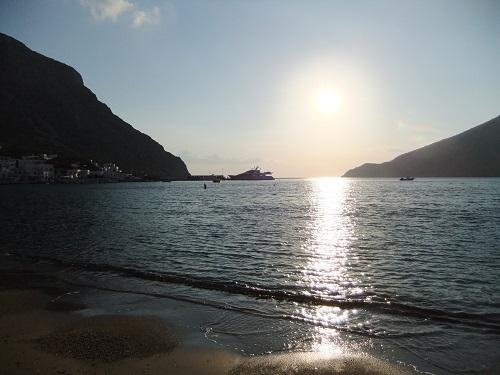 シフノス_カマレス・ビーチ (2)
