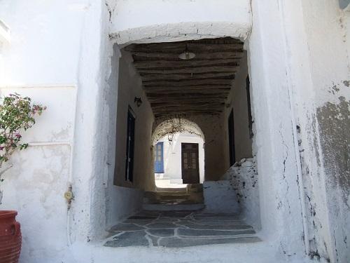 シフノス_カストロの城壁内 (2)