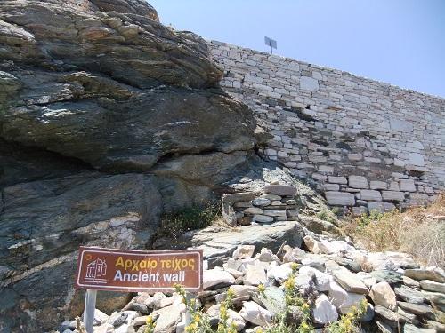 シフノス_カストロ・ancient wall (1)