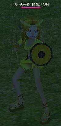 黄色い盾~^^